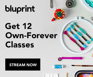 FREE Own-Forever Classes With Bluprint Subscription at myBluprint.com.