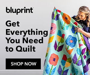 Everything you need to quilt and sew at Shop.MyBluprint.com