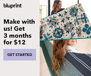50% Off 1st 3 Months Bluprint Subscription + 12 FREE Own-Forever Classes through 3/13/19 at myBluprint.com.
