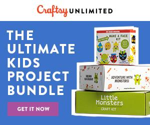 Ultimate Family Package - Enjoy Endless Streaming + The Ultimate Kids Project Bundle! Sign up for an annual Craftsy Unlimited subscription and pack your summer with family-friendly shows & classes. Valid 5/26 - 6/2/18 at Craftsy.com.