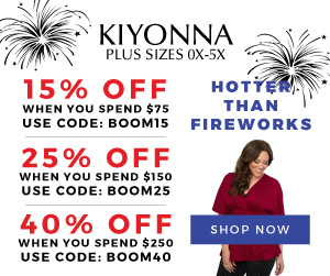 25% off $150+ | Use Code: BOOM25 | KIYONNA