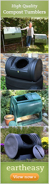 High Quality Compost Tumblers - Eartheasy.com