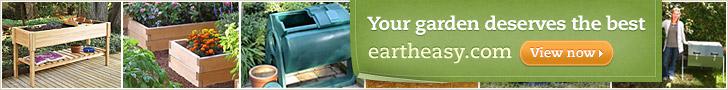 Your Garden Deserves the Best - Eartheasy.com