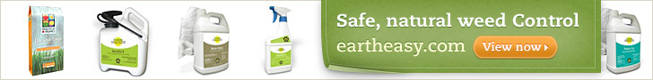 Safe, Natural Weed Control - Eartheasy.com