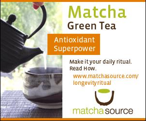 Matcha Source for matcha green tea powder