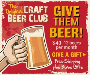 CraftBeerClub.com-The Finest Craft Beers from America's Best Micro Breweries- 300x250 banner