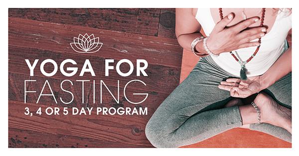 yoga while fasting