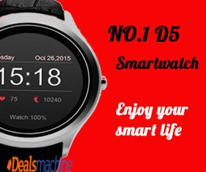 300x250_No.1 D5 Smartwatch
