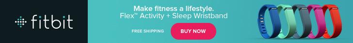 Fitbit Flex Activity + Sleep Wristband