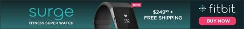 Fitbit Surge