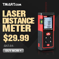 $29.99 for Digital Laser Distance Meter 40m
