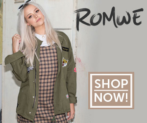 Romwe Generic Fall & Winter
