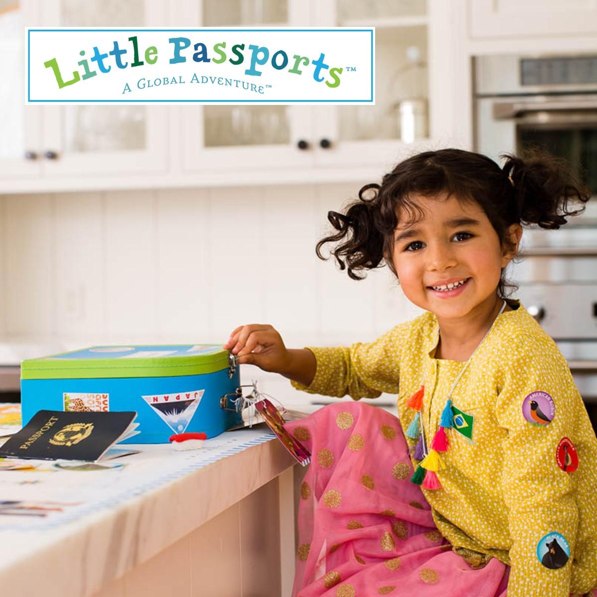 Little Passports - A Global Adventure