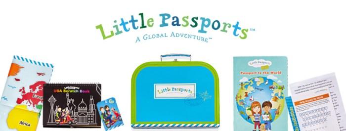 Little Passports Subscription Box Review
