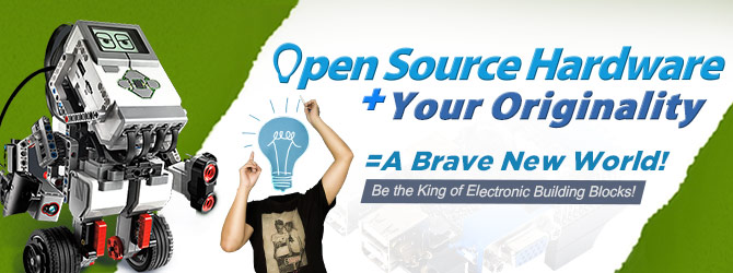 Open Source Hardware Up to 22% OFF