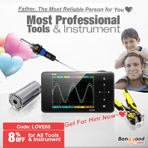 Professional Tools and Instruments - Banggood