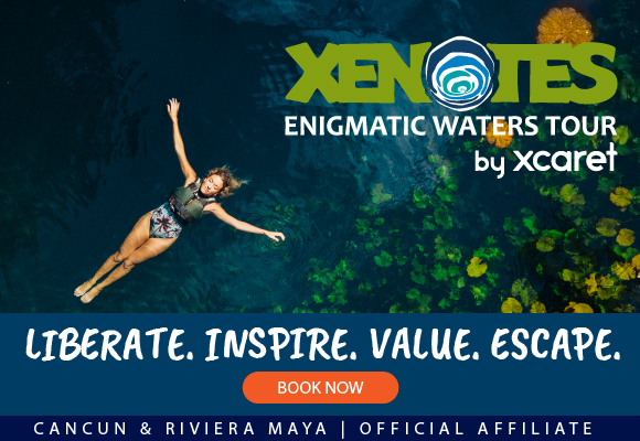 Take the only tour that takes you to the four types of cenotes in the world. Have fun with activities such as assisted rappel, zip-lines, kayaking, exploration swimming, or cliff jumping.