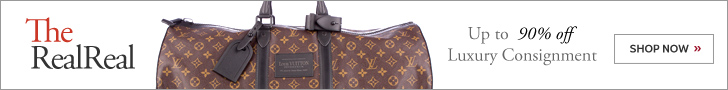 Up to 90% Off Luxury Consignment