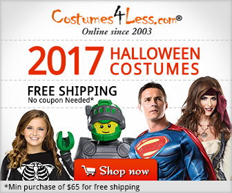 Halloween Costumes 2017