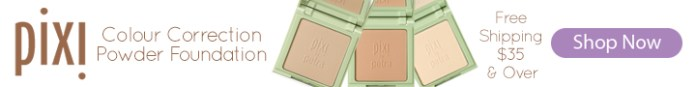 Pixi Colour Correcting Powder Foundation
