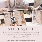 New Stylist Sign Up Offer from Stella & Dot – Independent Stylist Program