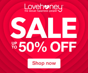 Save 50% in Lovehoney Sale