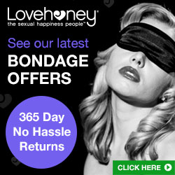 Shop the latest Bondage Special Offers at Lovehoney.com