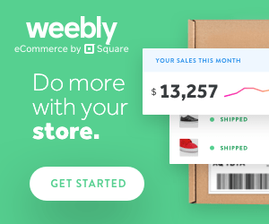 Create your online store and start selling. Try it today at Weebly.com!