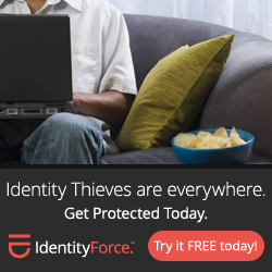 Identity thieves are everywhere, get protected today