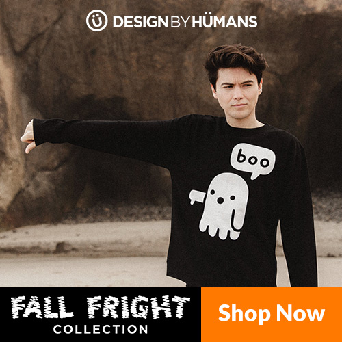 Shop the Fall Fright collection & get 15% off with coupon: SPOOKY15.