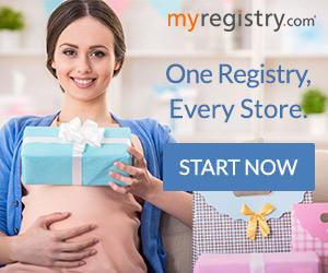Create a baby registry at MyRegistry.com!