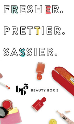 Check out the great deals on favorite items in the Beauty Box 5 Shop