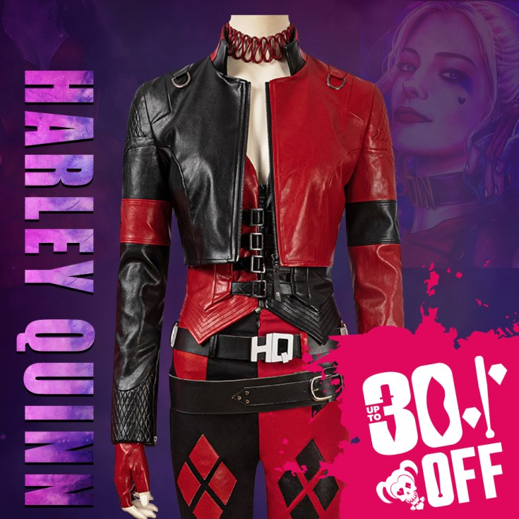 Up To 30% Off for Harley Quinn