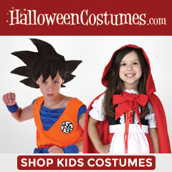 Cute Kids Halloween Costumes at 90% off