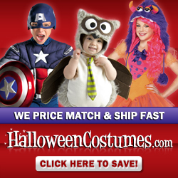Halloween Costumes for kids up to 90% off