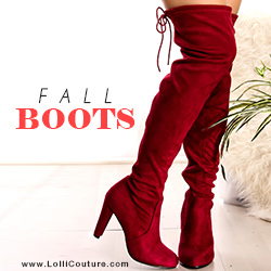Fashion High Heel BOOTS @ Lollicouture.com