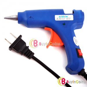 buyincoins.com Heating Hot Melt Glue Gun
