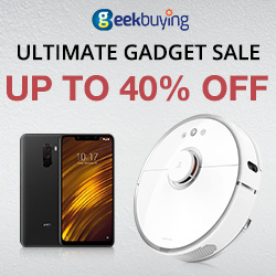 Ultimate Gadget Sale up to 40% off