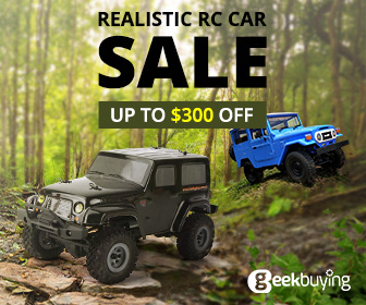 Realistic RC Car Sale