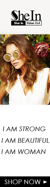 Strong, Beautiful Women save on strong looks at SheIn.com! Sale ends 3/10