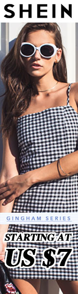 Gingham Series Sale. All included items starting at $7 at us.SheIn.com! Ends 6/26