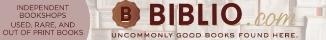 Biblio - used, rare, out of print books for sale