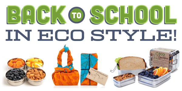 back to school in Eco Style