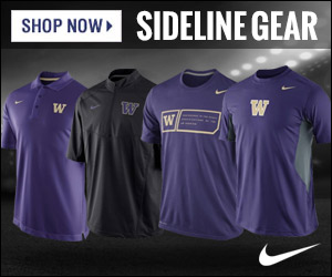 Shop for Official UW Huskies Sideline Gear from Nike at Shop.GoHuskies.com