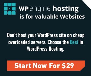 Deals / Coupons WP Engine 3