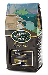 Green Mountain French Roast ground coffee