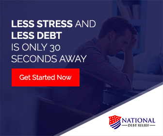 Less Stress and Less debt is only 30 seconds away