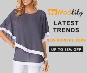 Latest Trends New Arrival Tops Up to 88% Off