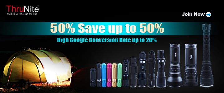 ThruNite Official Online Store - ThruNite Flashlights, Batteries & Chargers