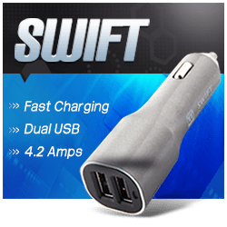 SWIFT Universal Car Charger